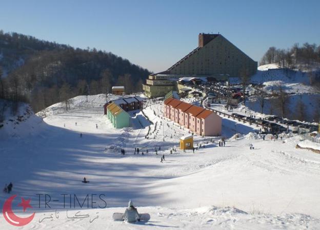 9 - بالاندوكن - ارضروم Palandöken -Erzurum السياحة الشتوية في تركيا