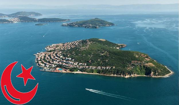 """جزيرة بيوك ادا """"Büyük ada"""""""