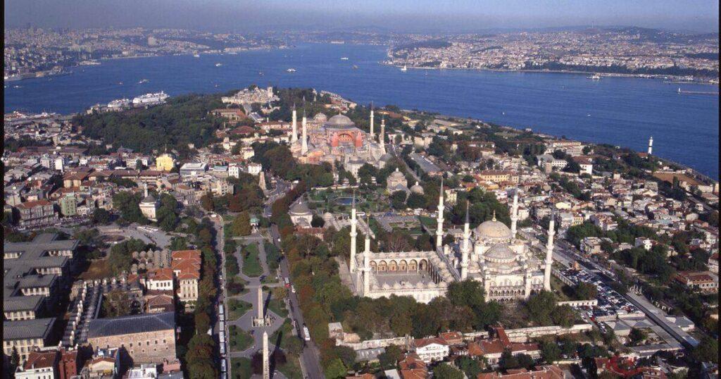 السياحة في إسطنبول ومنطقة السلطان أحمد