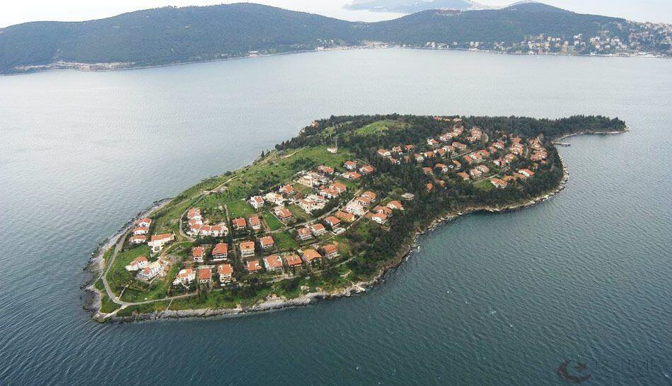 صورة يظهر فيها جزر الأميرات من أجل  السياحة في إسطنبول